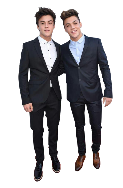 Twins Transparent PNG