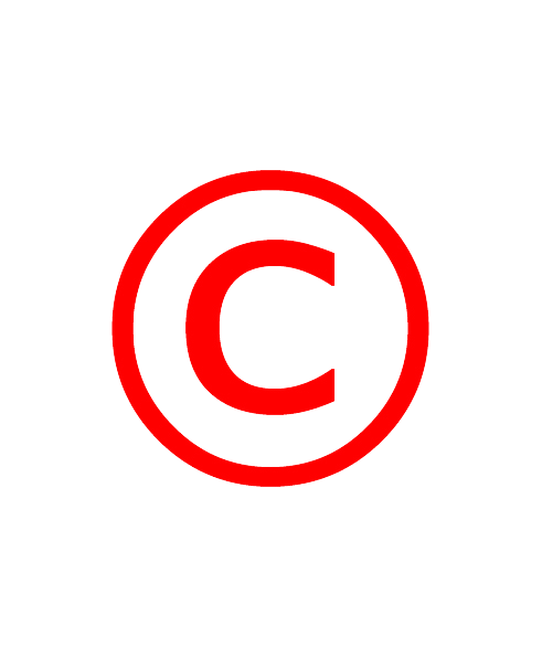 Copyright-background-transparent