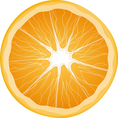 Half Orange Free Download Image