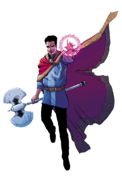 Doctor Strange Transparent Background