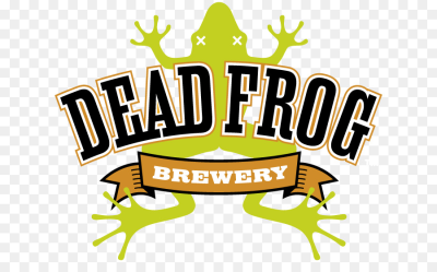 Empório da Cerva Beer Dead Frog Brewery Logo   beer png download ...