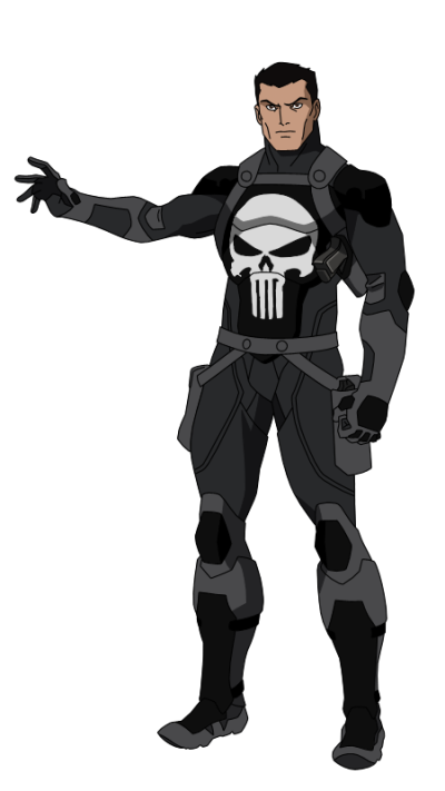 Punisher PNG Transparent