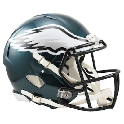 Philadelphia Eagles Autographed Helmets, Replica Helmets, Mini ...