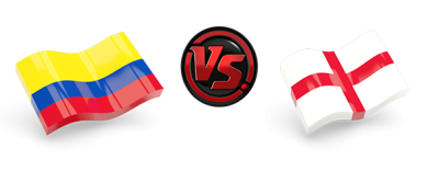 Fifa World Cup 2018 Colombia Vs England