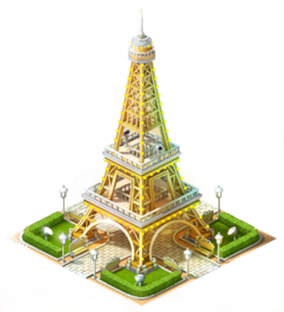 Eiffel Tower PNG Free Download