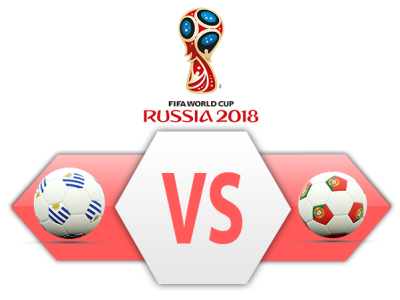 Fifa World Cup 2018 Uruguay Vs Portugal