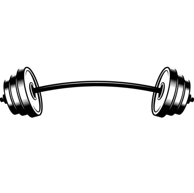 Barbell Transparent Images PNG