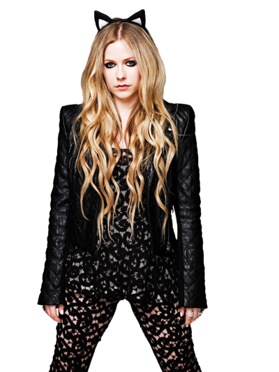 Avril Lavigne PNG Free Download