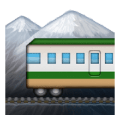 ios-emoji-mountain-railway