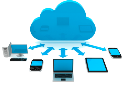 Cloud Computing PNG Picture