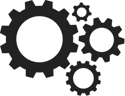 Gears Transparent
