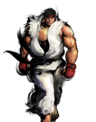 Ryu Transparent Image