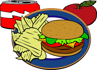 Gallery for chips and soda clipart image   Clip Art Library