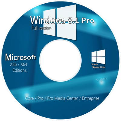 Windows Cd Cover Image