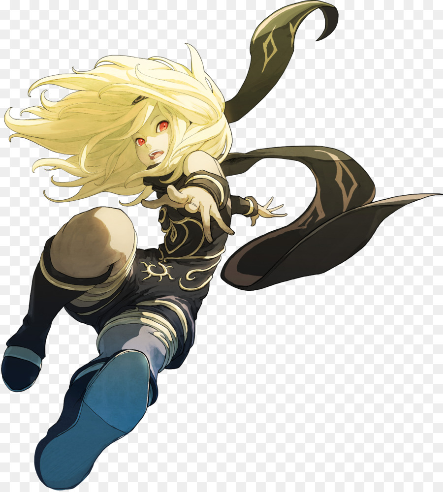 Download Free png Gravity Rush 2 Nier: Automata Kat Video