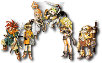 Chrono Trigger Transparent Picture