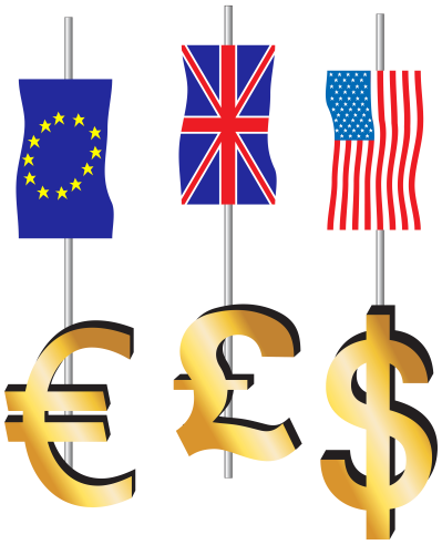 euro-pound-dollar-signs-and-flags