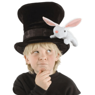 rabbit-hat-transparent-image