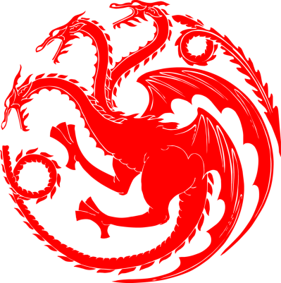 House Targaryen PNG File