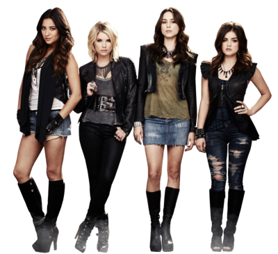 Pretty Little Liars Transparent Background