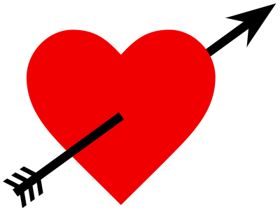 heart-with-black-arrow
