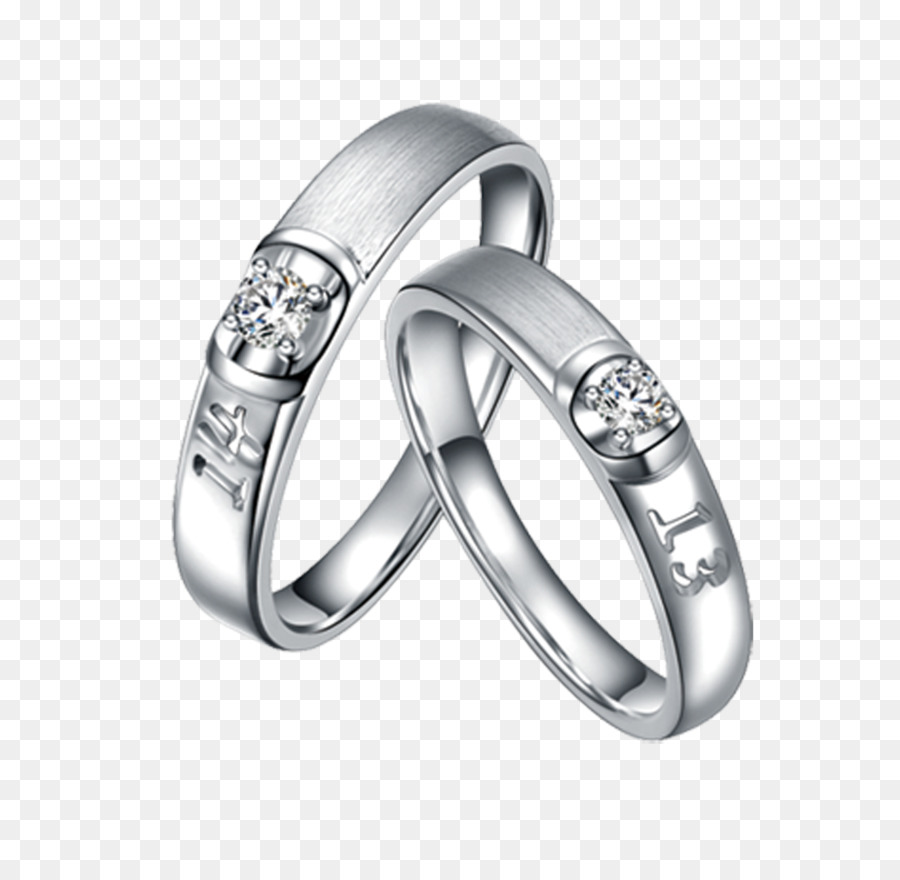 Wedding Ring Png.Download Free Png Wedding Ring Couple Silver Couple Ring Png