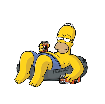 background-Homer-Simpsons-transparent-Simpson