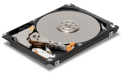 Hard Disk Drive Transparent Background