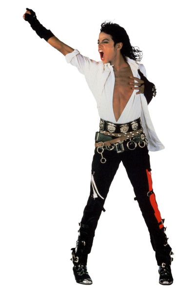 Michael Jackson PNG Free Download