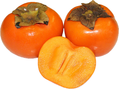 Persimmons-Persimmon-background-transparent