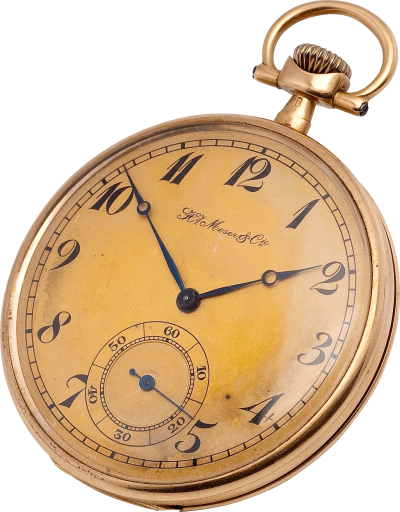 copper-gold-pocket-watch-clock