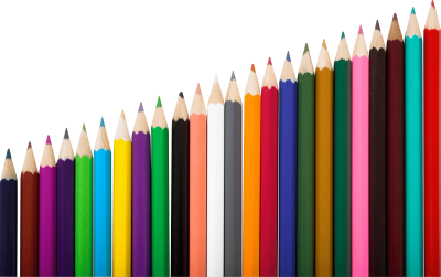 Colorful Pencils Png Image
