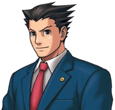 Ace Attorney Free Download Png