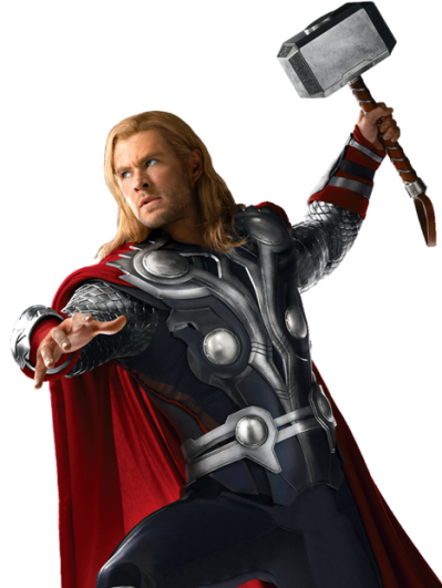 Thor Transparent PNG