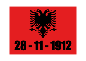 Albania - The day of Independence