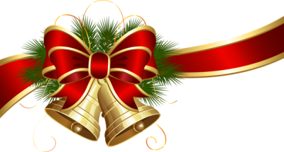 Christmas-background-Bell-transparent