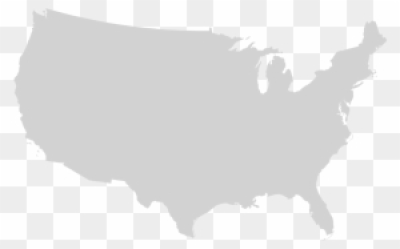 Png Usa Outline File Blank Us Map Mainland With No   United States ...