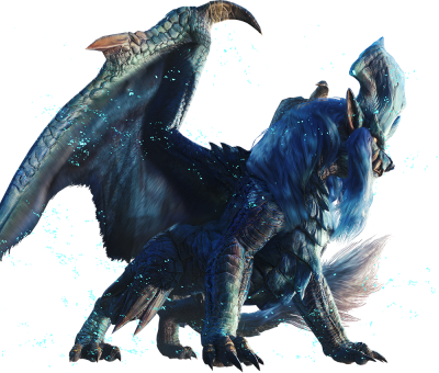 Monster Hunter World Transparent PNG