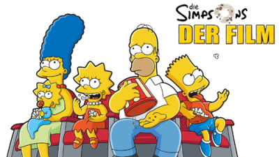 The Simpsons Movie PNG Clipart