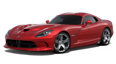 Dodge Viper Transparent Background