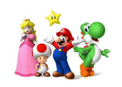 Mario Party PNG Pic