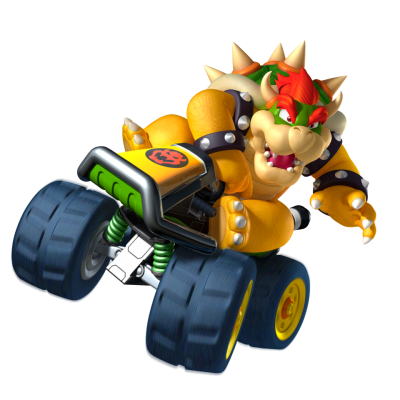 Super Mario Kart PNG Photos