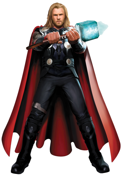 Thor PNG Photos
