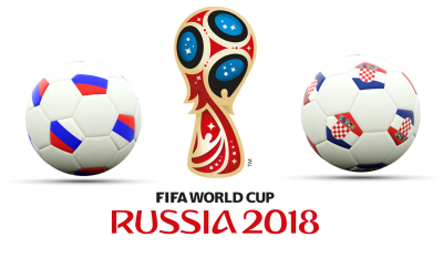 Fifa World Cup 2018 Quarter-Finals Russia Vs