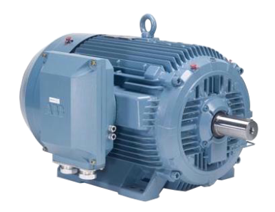 Electric Motor PNG File