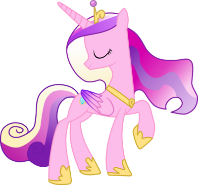 Princess Cadence Photos
