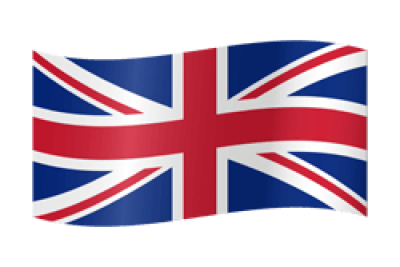 The United Kingdom flag icon   country flags