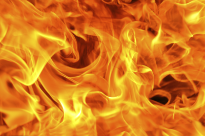 Real Fire Transparent Background