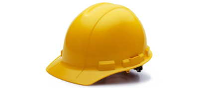 Engineer Helmet Transparent PNG