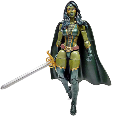 Gamora Transparent PNG
